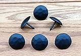 1 1/8 Inch Diameter Clavos, Decorative Nails, Black