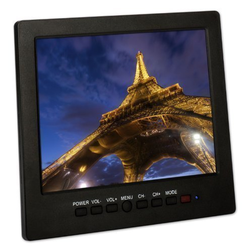 Soter-8-inch-TFT-LCD-43-Color-Video-Portable-Monitor-Screen-for-PC-CCTV-Security