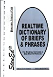 StenEd Realtime Dictionary of Briefs and Phrases : For Stenotypists (Item #553), Rhyne, Patricia Pooser and Ritter, Beverly Loeblein, 0938643746