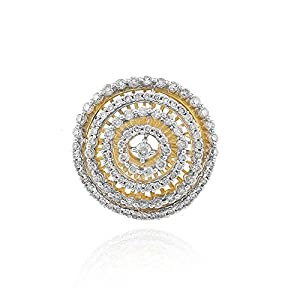 Giantti Women's 14KT Diamond Ring - IGL Certified (1.141 Ct, I1 Clarity, GH-Colour)