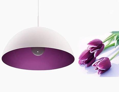 Plafoniere Viola : Zxdd luci a sospensione plafoniere lampadari retro nostalgia