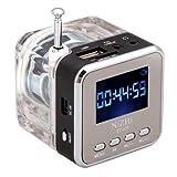 Mini-Digital-Portable-Music-MP34-Player-Micro-SDTF-USB-Disk-Speaker-FM-Radio