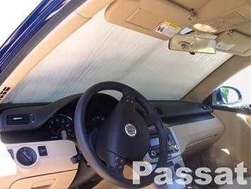 volkswagen passat 2008 custom. volkswagen passat/passat wagon 2006 2007 2008 2009 2010 2011 heatshield windshield custom-fit passat custom t