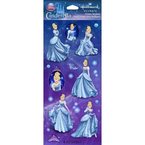 Cinderella Stickeroni