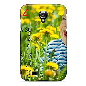 Protective Tpu Cases With Fashion Design For Galaxy S4 Black Friday