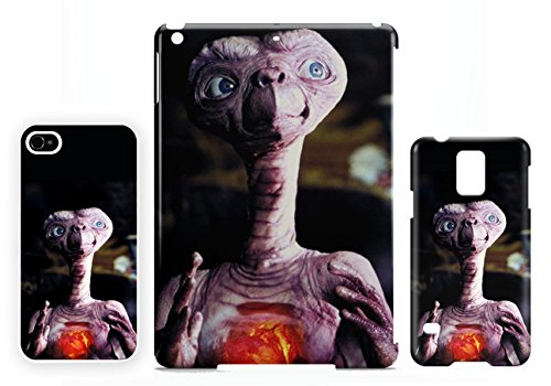 ET light up heart iPhone 7+ PLUS cellulaire cas coque de téléphone cas, couverture de téléphone portable