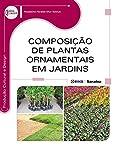capa de Composição de Plantas Ornamentais