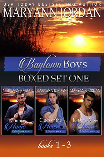 Boys Series (Baytown Boys Box Set Books 1-3: Baytown Boys)