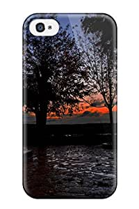 Iphone 6 plus 5.5 Cover Case - Eco-friendly Packaging(sunset)