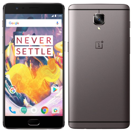 OnePlus 3T A3000 6GB/128GB 5.5″ Factory Unlocked North American Version – Gunmetal