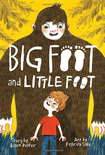Big Foot and Little Foot (Book #1) PDF