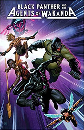 Amazon.com: Black Panther and the Agents of Wakanda ...