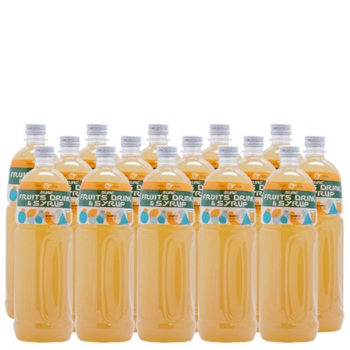 Grapefruit concentrated juice (fruit juice concentrate grapefruit juice) [for business] This dilution type 1L PET bottles X15 by Thunk (Image #1)