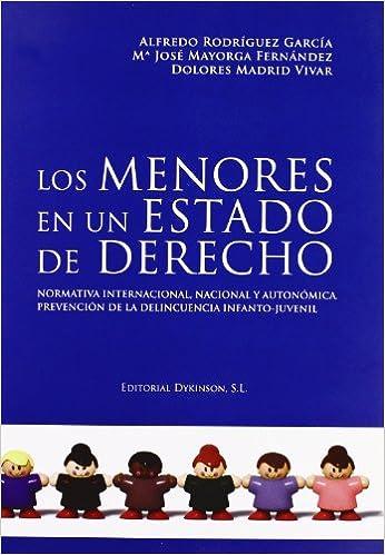 Prevención de la delincuencia infanto-juvenil.: Amazon.es: Alfredo Rodríguez García, Mª José Mayorga Fernández, Dolores Madrid Vivar: Libros