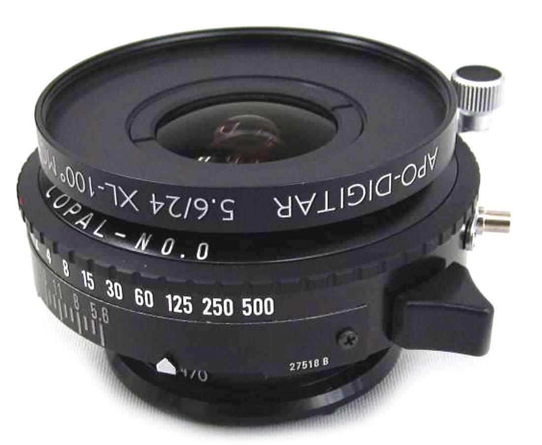 SCHNEIDER レンズ APO-DIGITAR 5.6/24MM XL-100°MC オリジナル布ダストカバー[プレゼント セット]   B07QJY1ZP6
