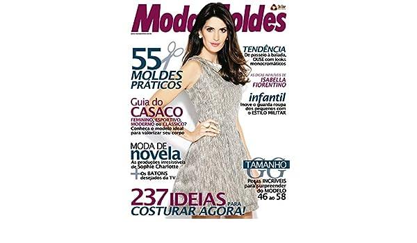 Moda Moldes 52 (Portuguese Edition) eBook: On Line Editora: Amazon.es: Tienda Kindle