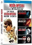 Pack: Misión Imposible 1-5 [Blu-ray]