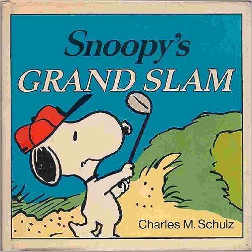 Book Snoopy's Grand Slam