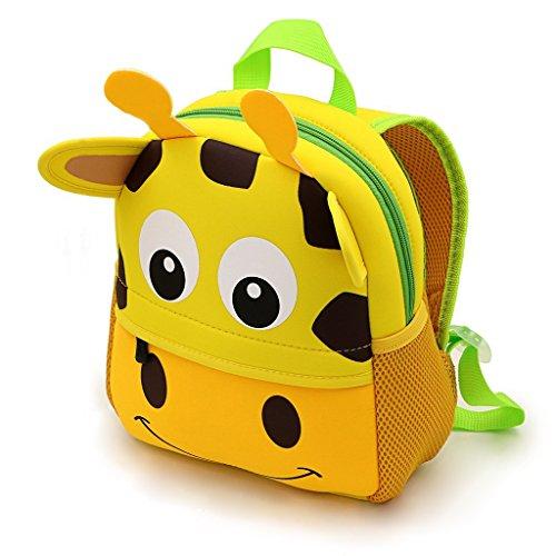 Giraffe Book Bag - 8