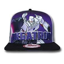 Transformers Megatron Sub Front Snapback Baseball Cap