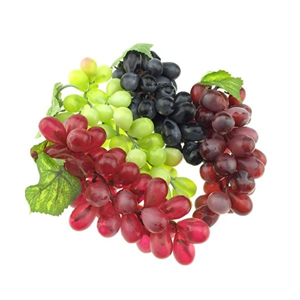 Gresorth-4pcs-Artificial-Lifelike-Grape-Cluster-Fake-Fruit-Decoration-Home-Party-Christmas-Photography-Props