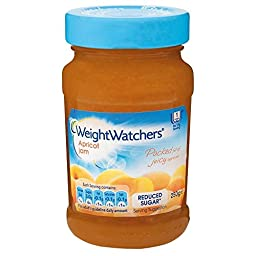 Weight Watchers Apricot Jam Reduced Sugar (250g)