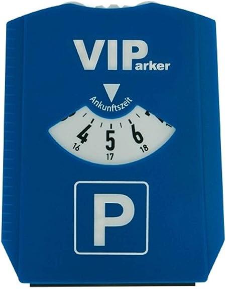 Trend Import viparker Azul Rascador de hielo con disco de aparcamiento