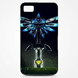 The Legend of Zelda Phone Case Design The Adventure of Link Theme 3D Hard Plastic Case Cover For Blackberry Z10 Legend of Zelda Series