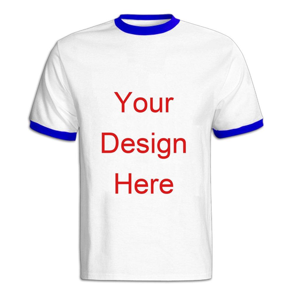 Amazon Antoniaday Custom T Shirt Design Ringer Tee T Shirt