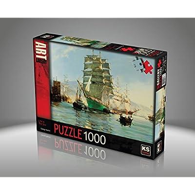 Sk Puzzle Da 1000 Pezzi