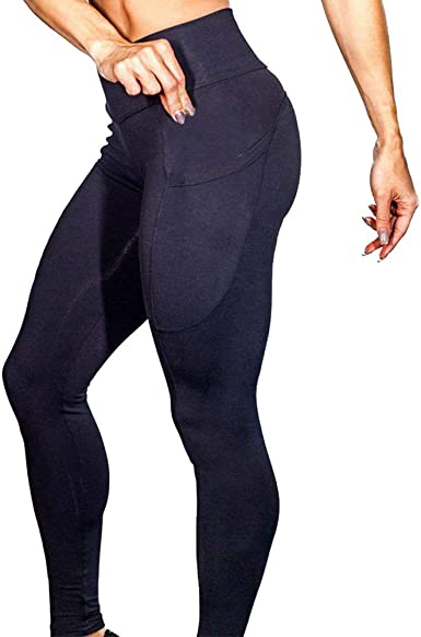 BAOHOKE Printed Workout Leggings for Women Tights Yoga Pants Running Fitness Breathable