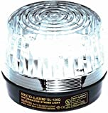 SECO-LARM SL-126Q/C Clear Security Strobe Light