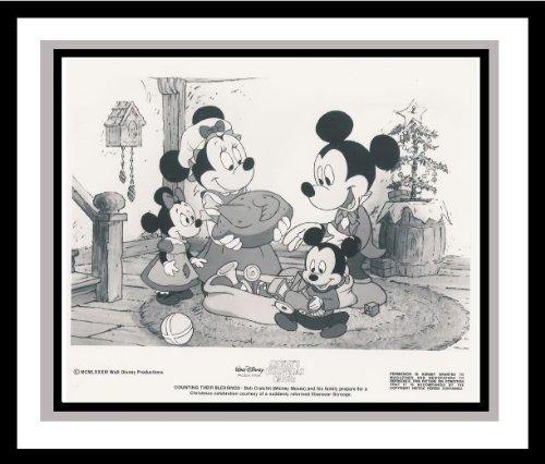 Mickeys Christmas Carol Minnie.Mickey Mouse Minnie And Family In Mickey S Christmas Carol