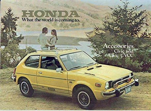 (1977 Honda Civic Accessories)