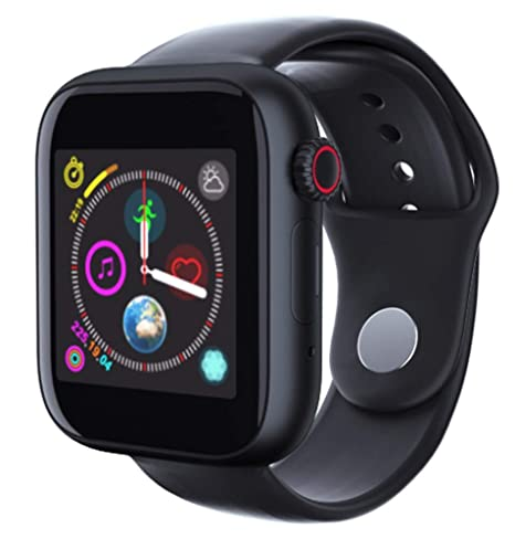Amazon.com: Z6 Smart Watch Bluetooth 3.0 Soporte SIM TF ...