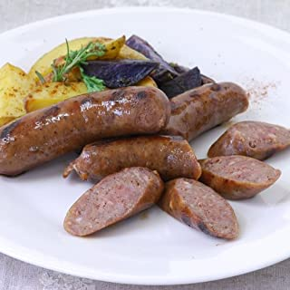 product image for Smoked Buffalo Sausage with Red Wine - 12 oz pack, 4 links