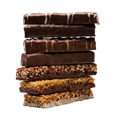 Doctors Best Weight Loss - High Protein Diet Bars - Variety 7/box