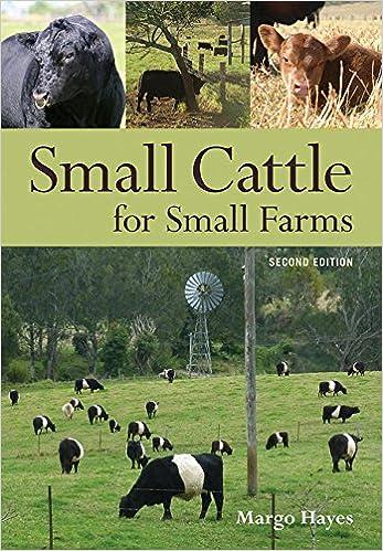 Amazon com: Small Cattle for Small Farms (9781486301867