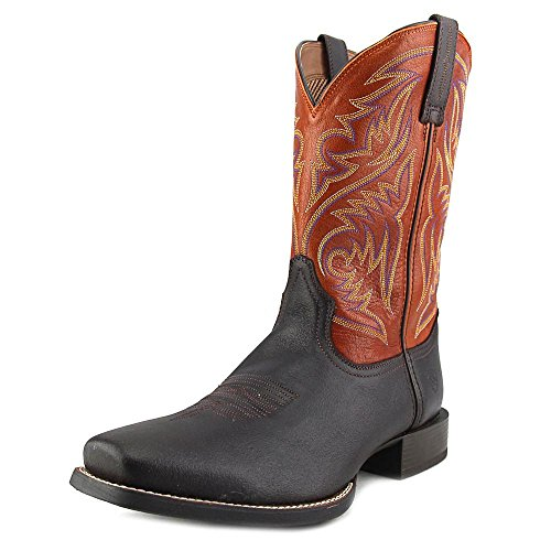 Ariat Menns Sport Gjeter Western Cowboy Boot Java