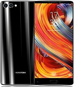 HOMTOM S9 Plus - 5.99 Pulgadas (18: 9) Tri-bezelless Android 7.0 4G Smartphone, Octa Core 1.5GHz 4GB RAM 64GB ROM, Triple cámara (13MP + 5MP + 16MP), 4050mAh batería: Amazon.es: Electrónica