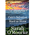 Passion in Paradise Duo:  2-in-1 Box Set of Cain's Salvation and Hard as Stone (Passion in Paradise:  The Men of the McKinnon Sisters)
