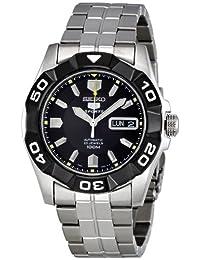 Seiko Men's SNZH91 Series 5 Stainless Steel Bracelet Watch