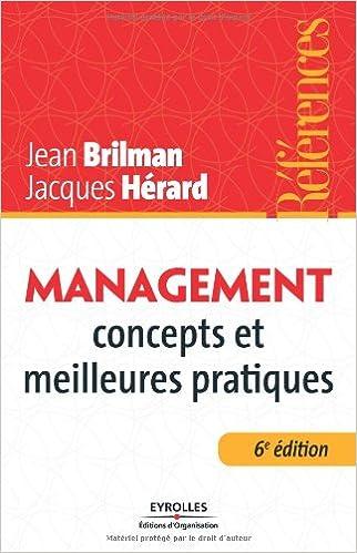 Lire Management : Concepts et meilleures pratiques pdf