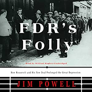 FDR's Folly Audiobook