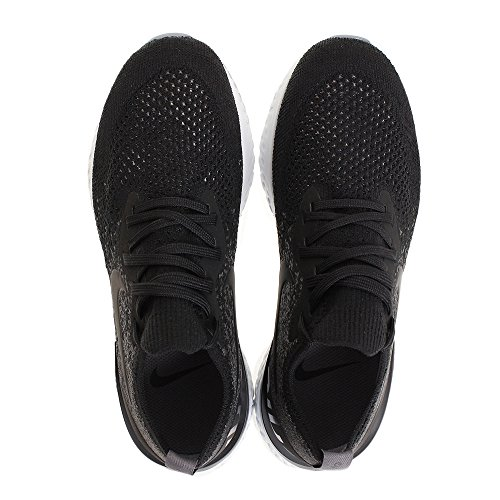 001 Flyknit Epic Dark NIKE Pure Wmns Platinum Grey Running Scarpe Black Multicolore React Donna O1wTtwq
