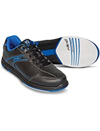 KR Mens Flyer Bowling Shoes Black