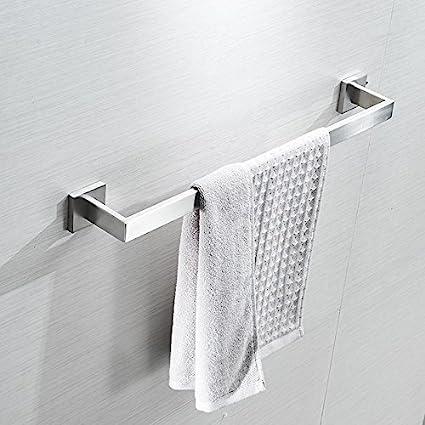 Amazon.com: Luoshangqing UNA sola palanca Barras de toalla ...