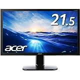 Acer モニター ディスプレイ KA220HQbmidx 21.5インチ HDMI端子対応 スピーカー内蔵 ブルーライト軽減