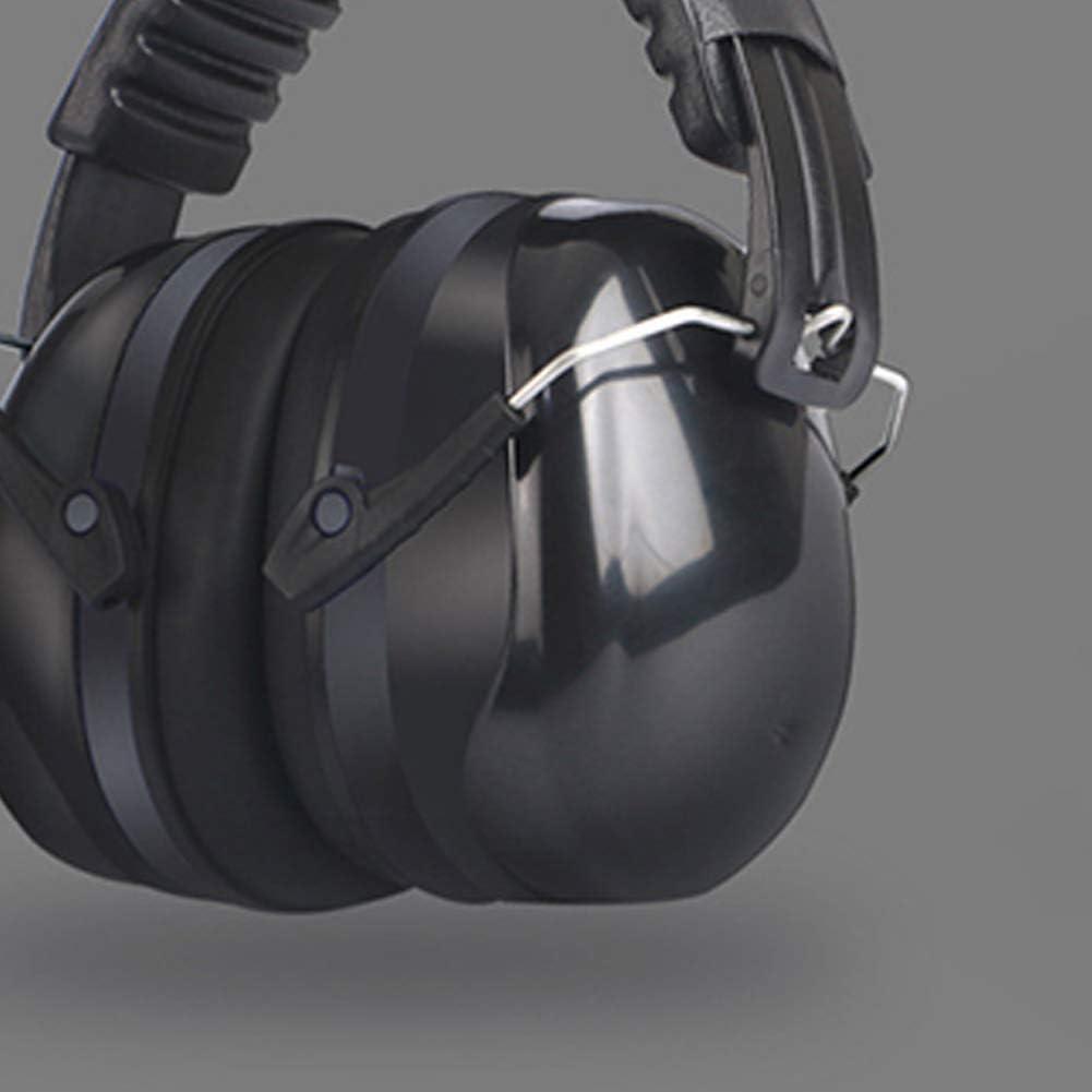 Muzhili3 Riduzione del rumore Cuffie antirumore Protezione acustica per riprese Studiare il sonno Blue