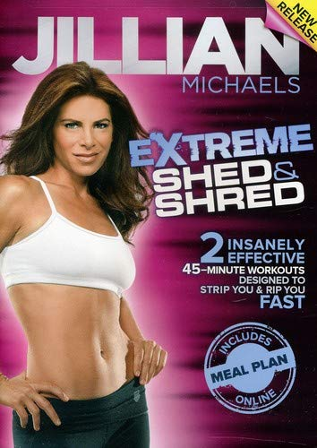 (Jillian Michaels Extreme Shed & Shred)